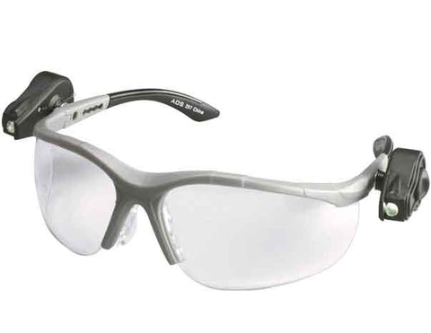 3M LightVision 2 LED Safety Glasses