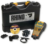Rhino 6000 Label Printer Kit with Hard Case