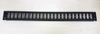 "19"" Fiber Optic Patch Panel, Accepts 24 SC Duplex Adapters, Unloaded"