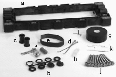 2181-LS Cable Addition Kit For 2178-L/S Series Splice Cases