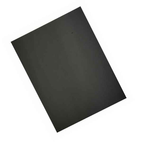 "Fiber Optic Polishing Film 5µm Grit 8.5"" X 11"" Size Pk = 100 Sheets"