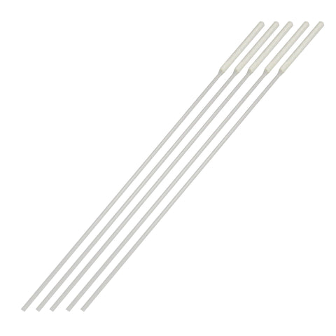 2.5mm Fiber Optic Foam Swab - 5 per Pack