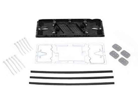 3M(TM) Large Fiber Splice Organizer Tray