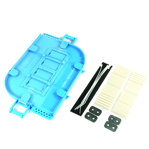 Multilink Broadband STARFIGHTER 3030-SSTP Plastic 24 Single Fiber Splice Tray