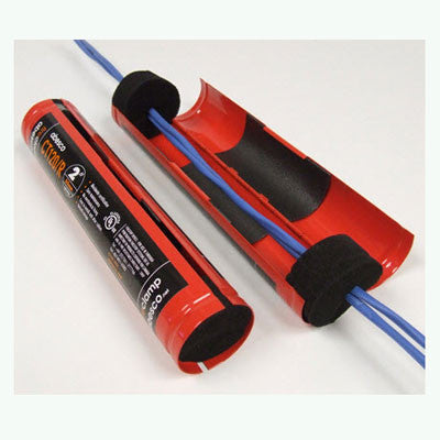 "CT120/R Cable Transit-Fireclamp-Round (2"")"
