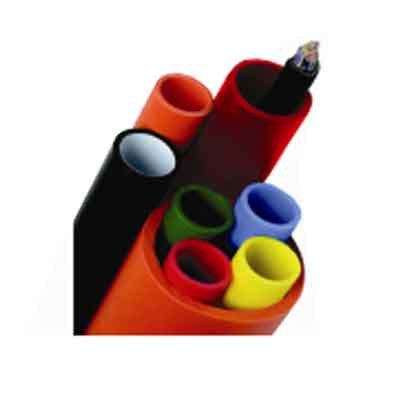 "HDPE, SDR 11, 1"" Smooth Out/ Smooth In Orange, Pull Tape"