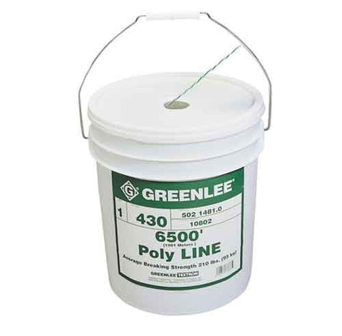 Rope - Polylline 2200 feet x 500 lbs