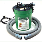 Greenlee 390 Li'l Fisher Vacuum/Blower Kit