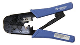 RJ45 /RJ11 Crimp Tool & Stripper