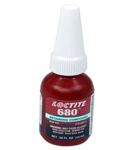 Loctite 680 High Strength/High Viscosity Anaerobic Adhesive