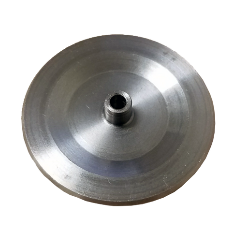 ST Connector Hand Polish Puck - Stainless Steel