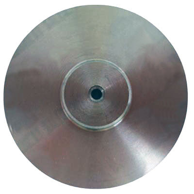 D4 Connector Hand Polish Puck - Stainless Steel