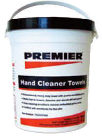 Premier Hand Cleaner Towels 72 count