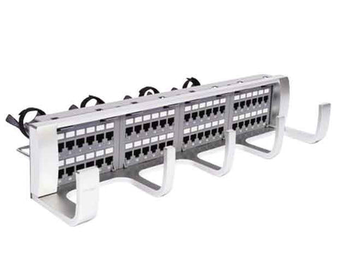 SYSTIMAX 360 GigaSPEED XL PATCHMAX GS3 Category 6 U/UTP Patch Panel, 48 port