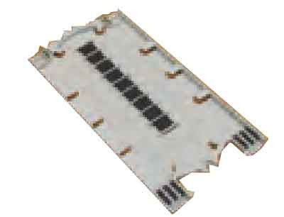 PLP 36 Count Standard Profile Splice Tray for Single Fusion Splices