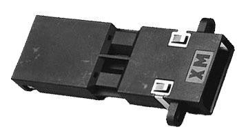 ESCON Multimode Mating Sleeve/Adapter - MFR Molex