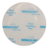 "Nanolap  863X SiO2 Final Polish Disc -White Color - 4"" Disc"