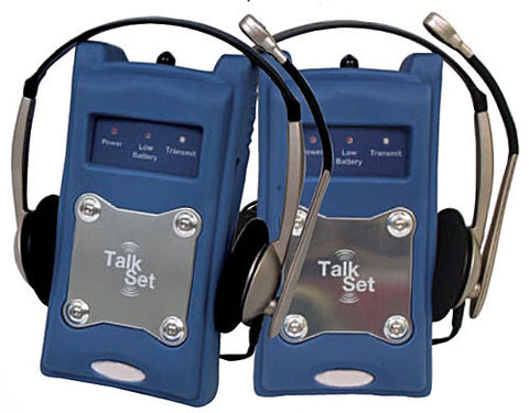 850/1300nm Multimode Talk Set (pair) with FC Adapter