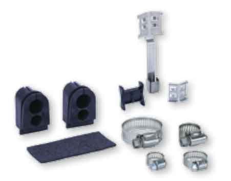 Dual Cable Grommet Kit