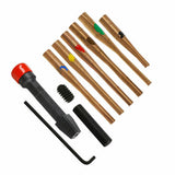 Insertion/Extraction Tool Kit Contains 6 Tips With Plug And Hex Wrench