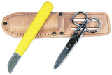 Miller Splicer's Kit - Scissors, Knife and Pouch