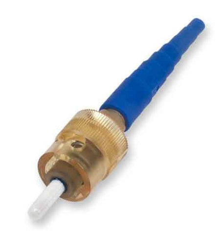 UniCam High-Performance Connector, ST Compatible, Single-mode (OS2), ceramic ferrule