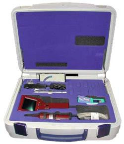 "Aerotech AFM-3 Ferrule Inspection Kit with 3.5"" Monitor"