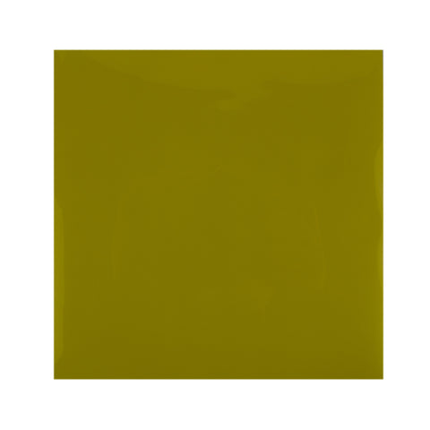 "264M Aluminum Oxide Lapping Film - 12µm Grit - Yellow Color - 6""x6"""