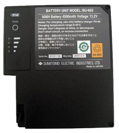 Battery for sumitomo Type 39/46/66 Fusion Splicers
