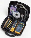 Fluke Networks CableIQ Qualification Tester Advanced IT Kit