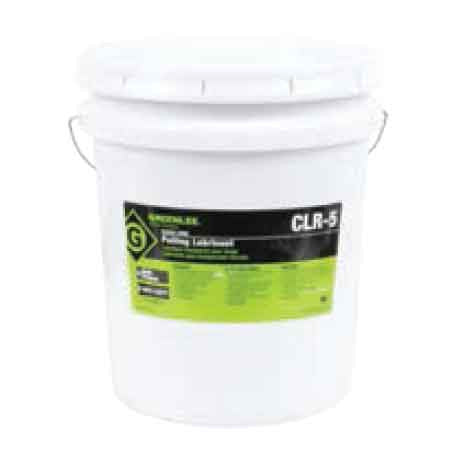 Greenlee CLR-5 Cable Lube - 5 Gallon Bucket