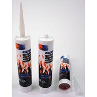 CP310FR Acrylic Intumescent Caulk -20oz