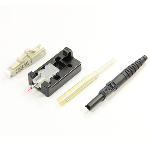 AFL FuseConnect - LC connector - 62.5µm Multimode, 2mm Jacket, Beige Color