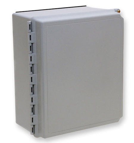Corning Cable Systems Environmental Distribution Center (EDC) - Holds 2 CCH Panels