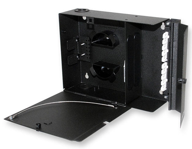 Corning Wch 02p 12 Fiber Wall Mountable Connector Housings