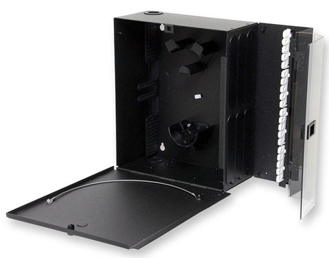 Corning WCH-06P 36 Fiber Wall Mountable Connector Housings - Accepts 6 CCH Connector Panels