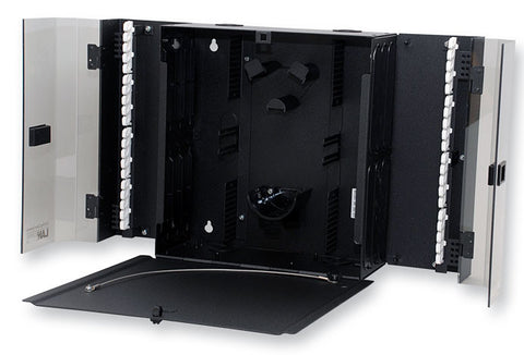 Corning WCH-012P 144 Fiber Wall Mountable Connector Housings - Accepts 12 CCH Connector Panel