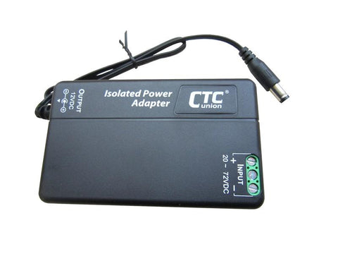 DC-APT-12V DC 20-72V input isolated power supply for FRM220, FIB1 and FMC series converters