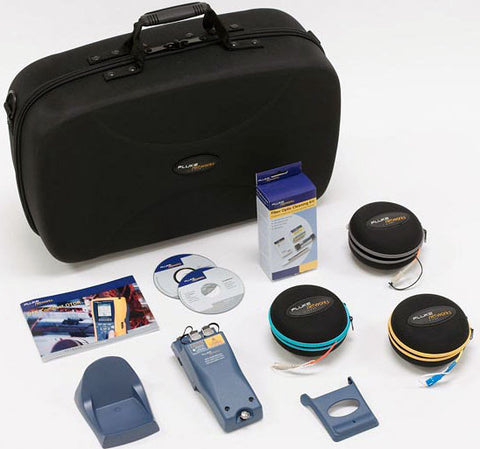 Fluke Networks OTDR Add-on Kit for DTX CableAnalyzers