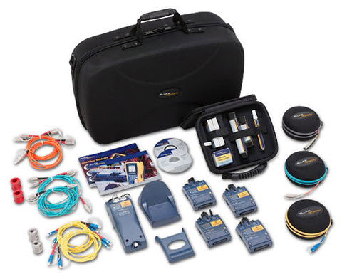 Fluke DTX Quad OTDR & Loss Length Kit