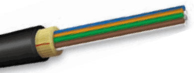 OCC 62.5µm Multimode Distribution Field Broadcast Fiber Optic Cable - 6 Strands