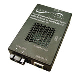 Fast Ethernet Standlone Coverters, 100Base-TX, RJ45 to 100Base-Fx, 1300nm, single mode, SC, 20 km
