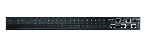 Fast Ethernet 24 BiDi 100Base BX all fiber ports + 4 SFP combo ports, L2 managed switch, rack 19""
