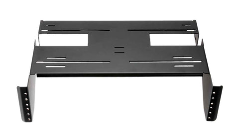 Pretium EDGE solution housing mounting bracket for wire tray 2RU