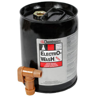 Electro-Wash NXO Cleaner/Degreaser - One Gallon Liquid Bottle
