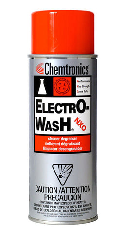 Electro-Wash NXO Cleaner/Degreaser - 12.5oz Aerosol Can