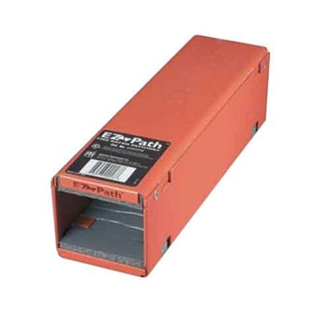 EZ-Path Series 33 fire-rated device kit, Device (3 in. x 3 in. x 10.5 in.) and labels only