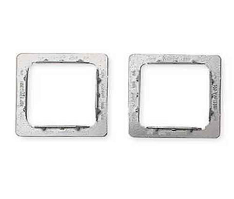 EZ-Path Series 33 single wall plates, one pair (2)