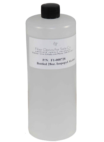 Bottled 28oz. Isopopyl Alcohol