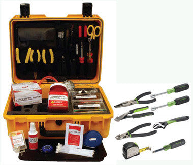 Basic Tool Kit with Greenlee Tools